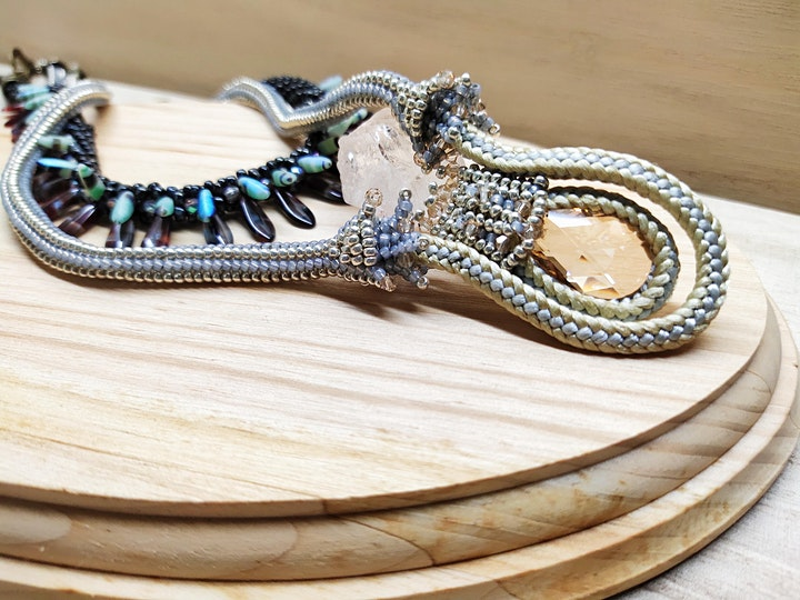 Pro Series: Jewellery Design (Kumihimo) | library@orchard image