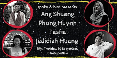 SPOKE & BIRD #47 - AN IN-PERSON EDITION! tickets