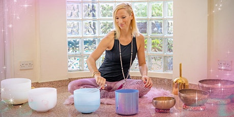 Yin yoga and Sound healing tickets