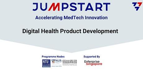 JUMPstart Webinar Series: Digital Health Product Development Tickets