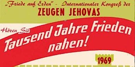 Internationaler Kongress: Nürnberg 1969 Tickets