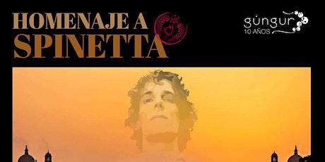EL FLACO DE LA INDIA - Homenaje a Spinetta - entradas