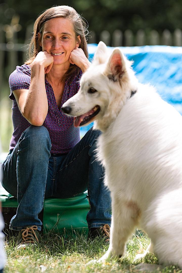 Afbeelding van Boekvoorstelling Joke Monteny: Je pup is geen opwindspeeltje