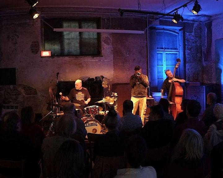 McPhee-Edwards-Kugel | Live @ Lokal Harmonie | Support: MESOJAZZ: Bild