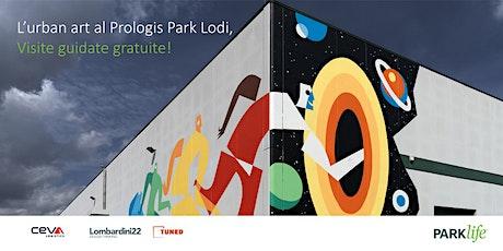 Prologis Urban Art: visite guidate alla scoperta dell'urban art biglietti