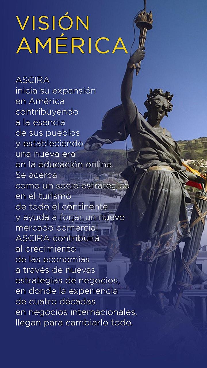 Imagen de Gran Lanzamiento ASCIRA LATAM