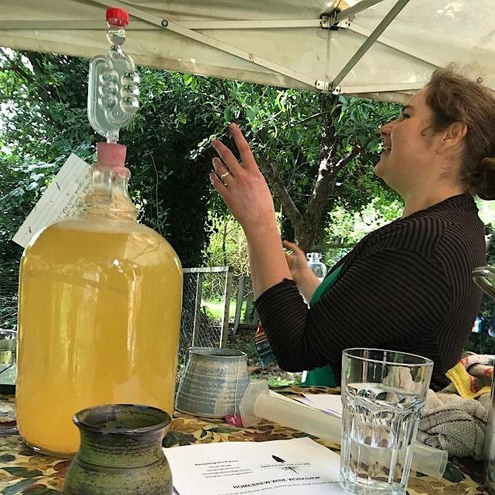 North Tipperary Homebrew wine making workshop image