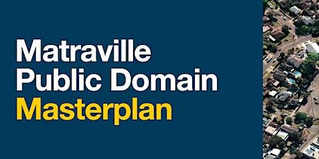 Community Workshop - Matraville Town Centre Public Domain Masterplan tickets