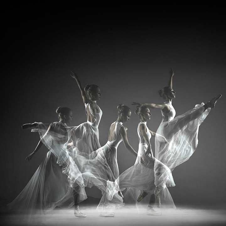 Ballettfotografie im Studio - den richtigen Augenblick im Visier: Bild