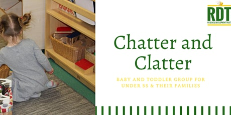 Chatter and Clatter tickets