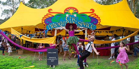 The Hunt For The Lost Circus with The Dreaming Space tickets