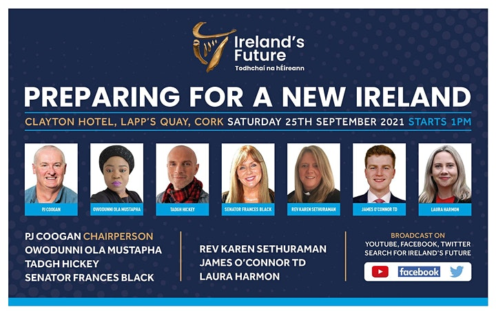 Preparing For A New Ireland image