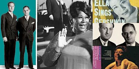 'Ella Fitzgerald & The Gershwins: Music's Greatest Collaboration' Webinar tickets