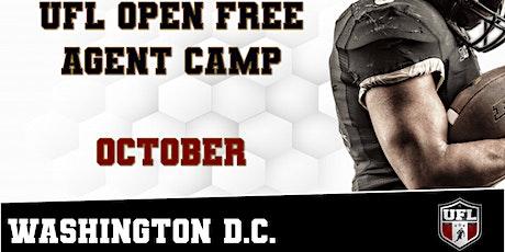 Free Agent Player Camp (Washington D.C.) tickets