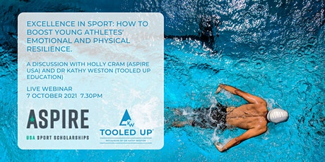 Excellence in Sport: Boost Young Athletes' Emotional & Physical Resilience tickets
