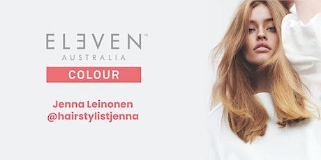 ONLINE: ELEVEN Australia COLOUR -koulutus TO 28.10. KLO 10-11 tickets