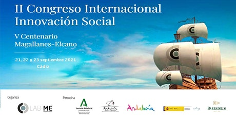 II CONGRESO INTERNACIONAL INNOVACIÓN SOCIAL V CENTENARIO MAGALLANES-ELCANO tickets