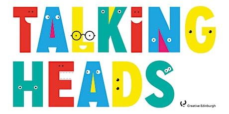 Talking Heads: Connect + Innovate #2 biglietti