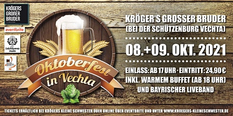 Oktoberfest in Vechta Tickets