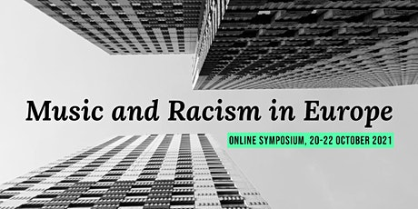 Music and Racism in Europe tickets