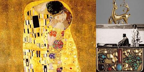 'Klimt, Schiele, & Kokoschka: Vienna's Art Revolution of the 1900s' Webinar biglietti