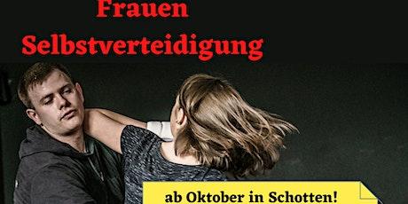 Selbstverteidigung für Frauen! Tickets