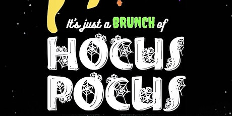 Bacon & DRAGS  - Hocus Pocus Brunch! - October 10th - Doors 10 AM *SOLD OUT tickets