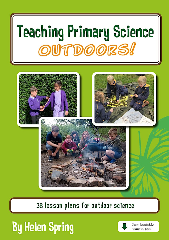 Teaching Primary Science Outdoors image