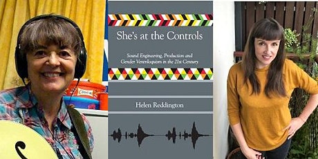 SHE'S AT THE CONTROLS - Helen Reddington in conversation with Roisin Dwyer tickets