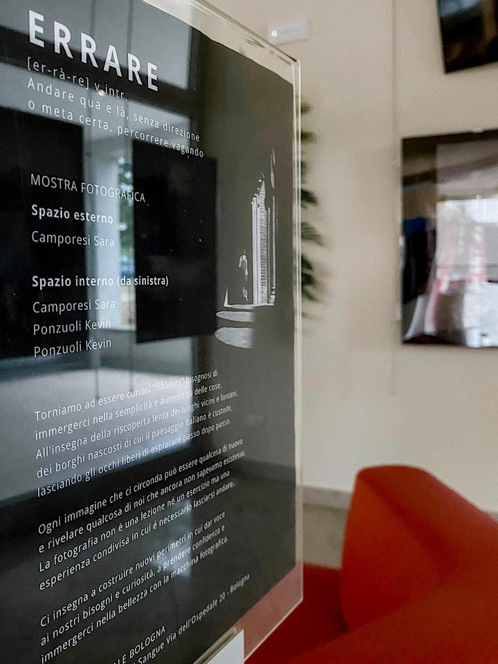 """Immagine Mostra fotografica """"Errare"""". Avis Provinciale Bologna dà spazio alla creati"""