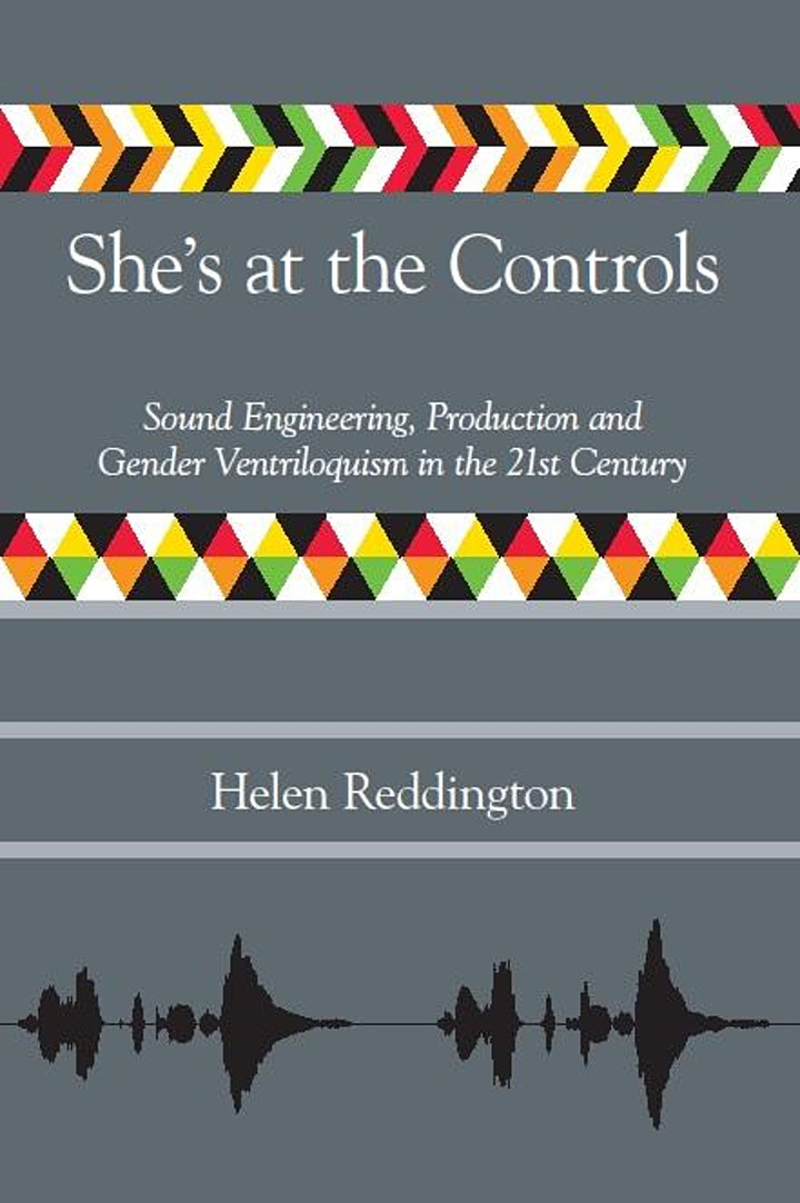 SHE'S AT THE CONTROLS - Helen Reddington in conversation with Roisin Dwyer image