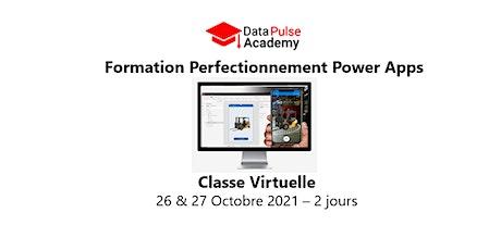 Power Apps Perfectionnement - 2 jours - 26 & 27 Octobre 2021 billets