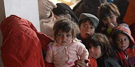 Peacebuilding in Afghanistan, SDG 16.2 & SDG 5 tickets