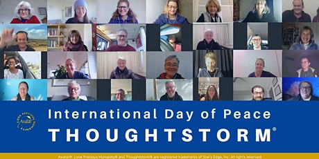 Online International Day of Peace Thoughtstorm® tickets