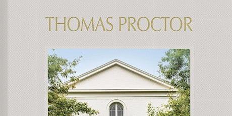 Thomas Proctor: Classical Houses book launch tickets