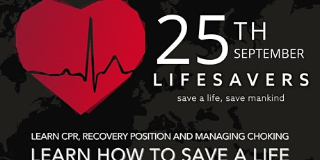 Lifesavers Basic Life Support Event at Finsbury Park Mosque tickets