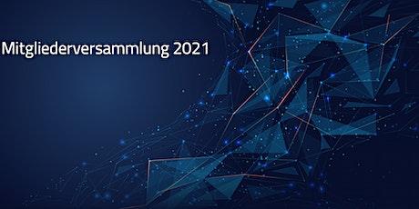 Mitgliederversammlung 2021 Tickets