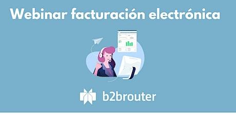 Novedades y soluciones de la facturación electrónica. entradas