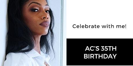 AC's Birthday Celebration tickets
