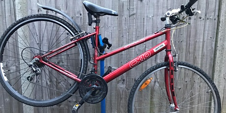 Introductory Bike Maintenance Course - 1 day tickets
