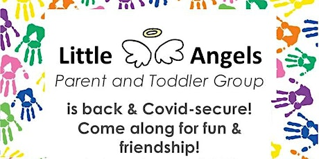 Little Angels Stay and Play  Session 2 tickets