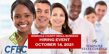 Seminole County Small Business Hiring Event tickets