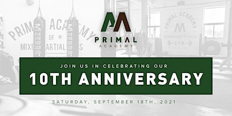 Primal Academy Fitness Competition: INDIVIDUALS (MEN) tickets