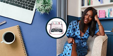 Perseverance & Building Your Personal Brand w/ writer Elizabeth Uviebinene tickets
