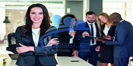 Réunion d'information - Le Portage Salarial avec CEGELEM (4% de FDG) billets