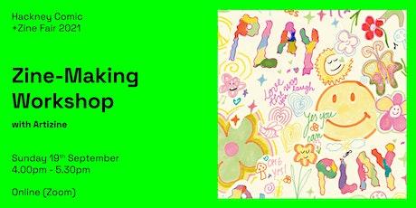 HCZF: Zine-making Workshop with Artizine tickets