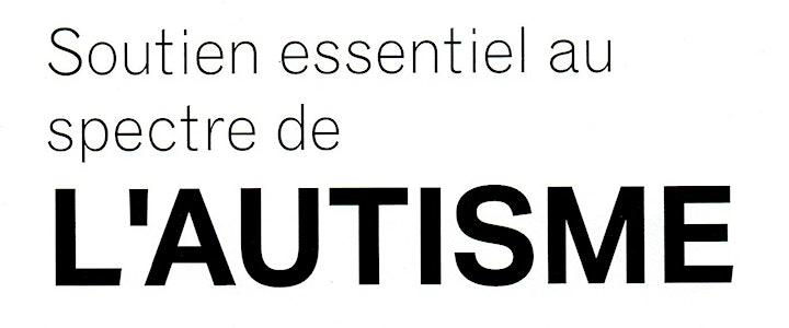 Image pour L'autisme, aller à l'essentiel !