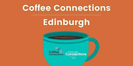 Coffee Connections Edinburgh 29.09.21 tickets