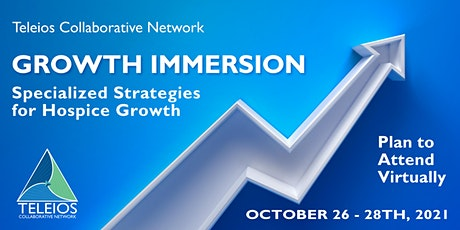 TCN Virtual Growth Immersion - October 2021 tickets