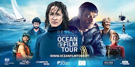 International Ocean Film Tour Best of - Porto bilhetes